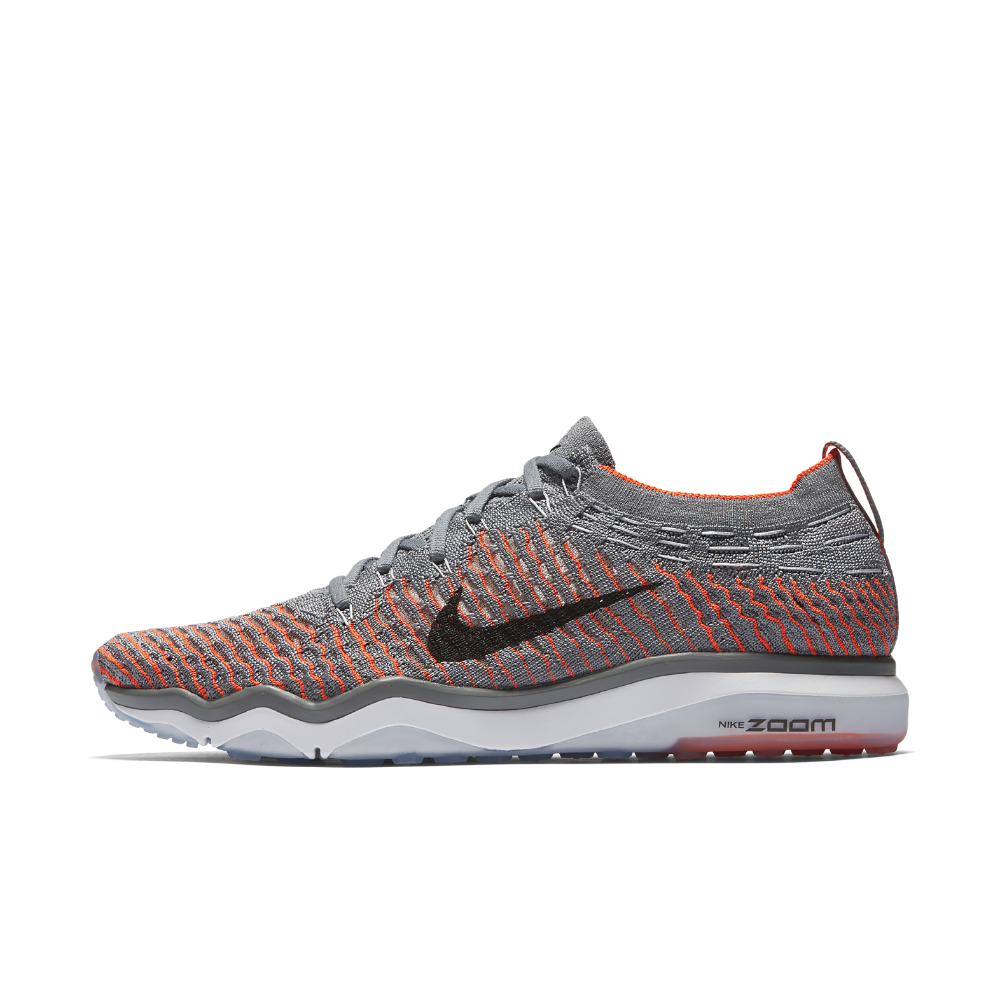 3a0d696e5c7a Nike Zoom Fearless Flyknit Women s Training Shoe Size 11.5 (Grey) -  Clearance Sale