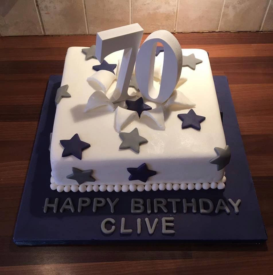 27 Excellent Image Of Mens Birthday Cake Ideas 70th Birthday
