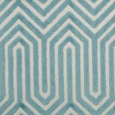 Duralee Fabrics  Eileen Kathryn Boyd Exclusively for Duralee  Aquamarine - Peridot - book # 2793