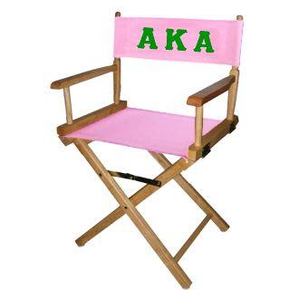 Director S Chair For Alpha Kappa Alpha Chair Movie