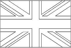 Kleurplaten Engelse Vlag Google Zoeken Thema Engeland