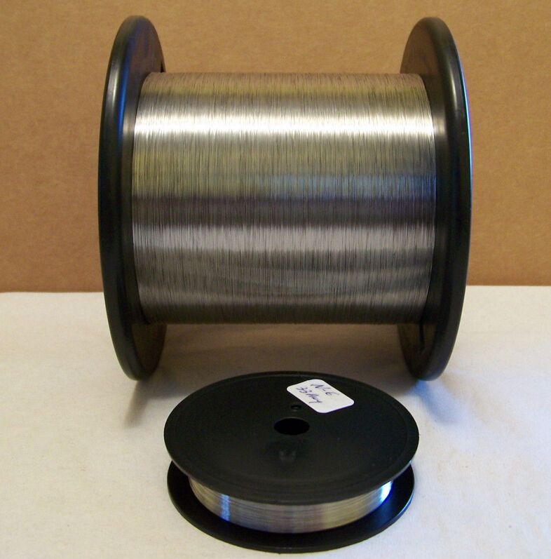 0 15mm 100m Cr20Ni80 Resistance heating wire stainless steel