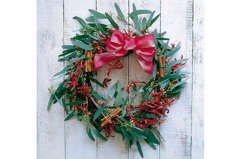 CHRISTMAS WREATH IDEAS | Christmas – Wreath Ideas | Home Interior Design, Kitchen and ...