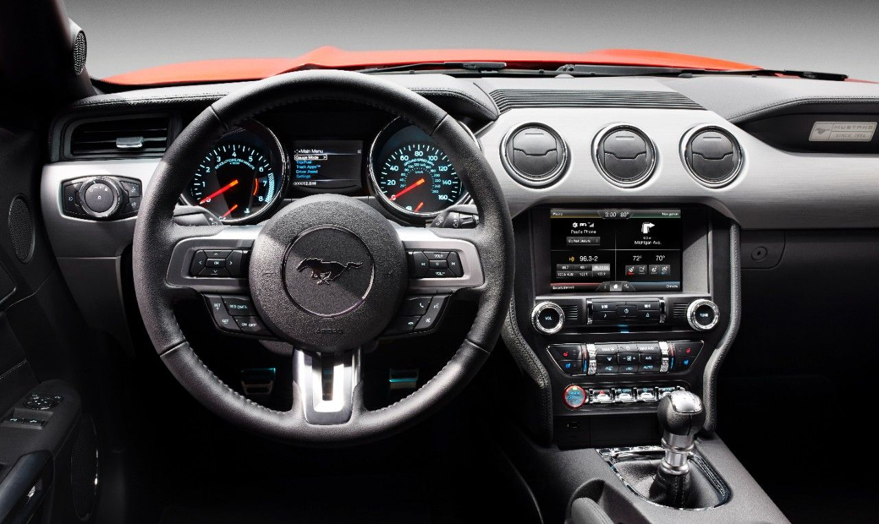 Used 2015 Ford Mustang For Sale Near You Mustang Interior 2015