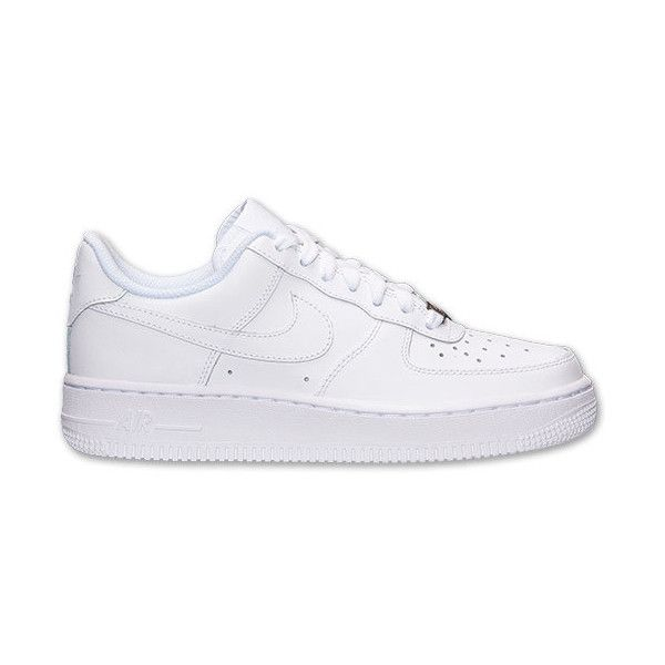 kids grade school nike air force 1 low basketball shoes