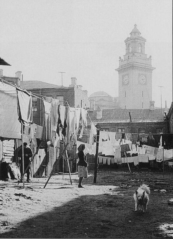МОСКВА, КОНТРАСТЫ 1950-х | Исторические фотографии ...