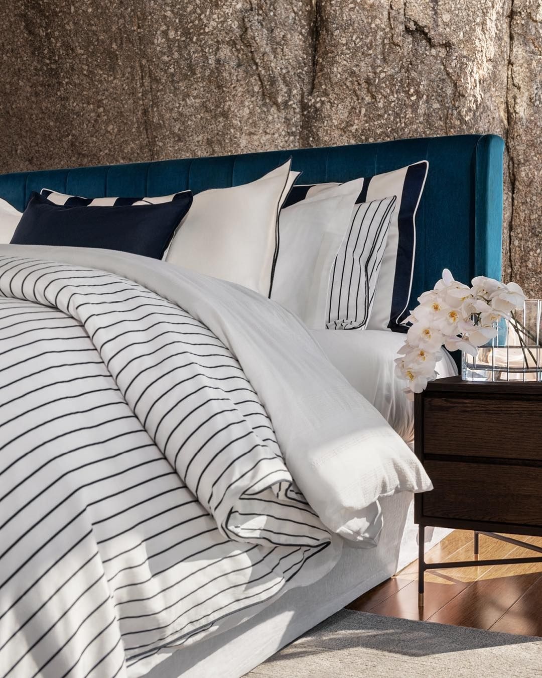 Beautiful Bed Linen In High Quality Percale Look And Feel Great Hmhome Classiccollection Bedroom Bed Linen Design White Duvet Covers Bed Linens Luxury