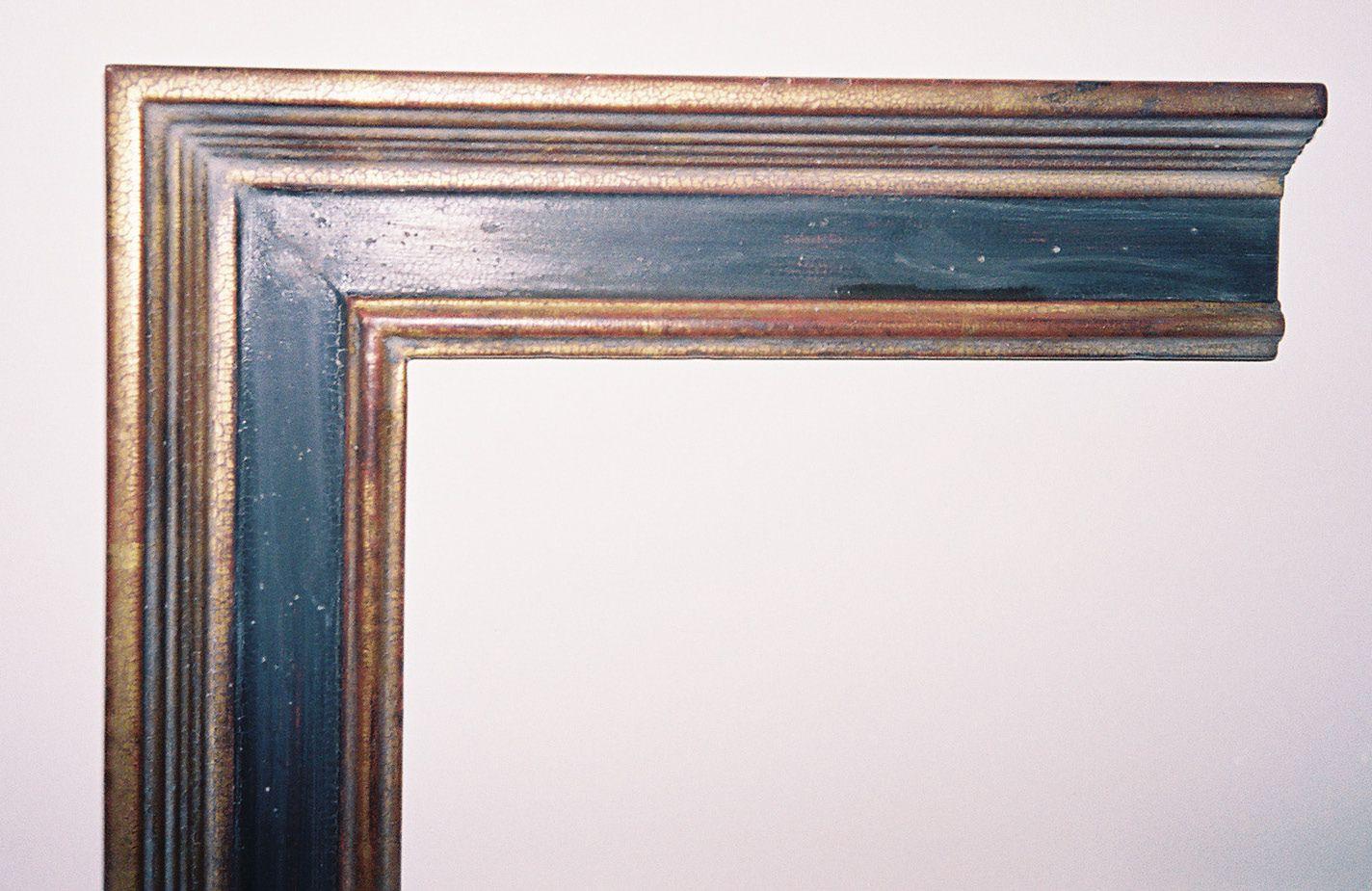 Custom Gold Leaf Gilded Picture Frames Frame Picture Frames Art Display