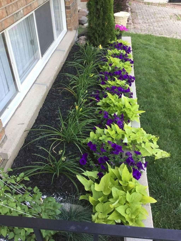 28 beautiful front yard flowers garden landscaping ideas