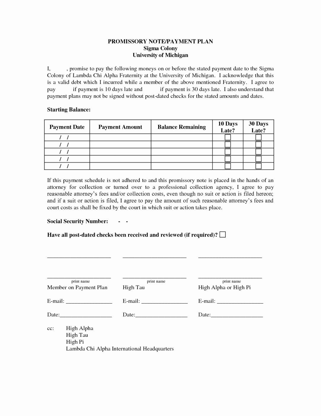 Professional Personal Financial Statement Template Free
