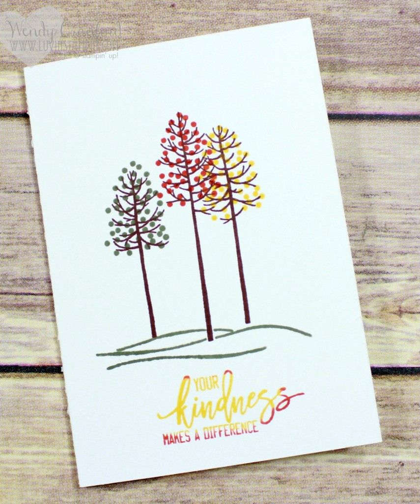 Card Ideas Using The Thoughtful Branches Exclusive Bundle From