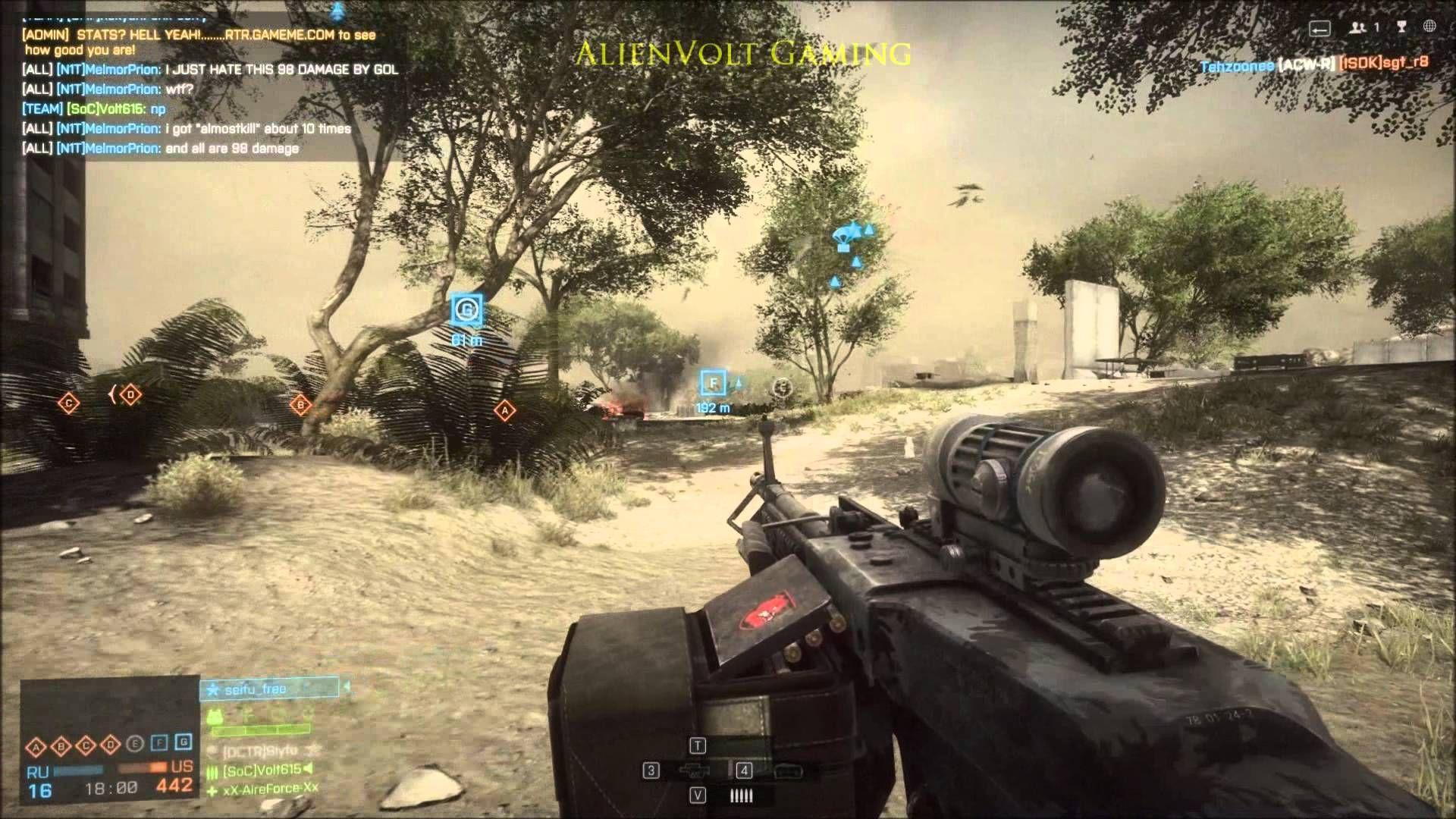 Battlefield 4 Second Assault: Gulf of Oman Conquest (+