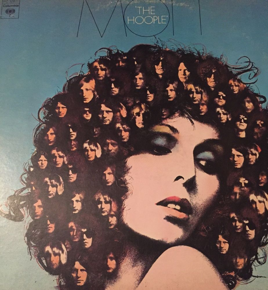 Mott The Hoople The Hoople Used Vinyl 1974 Cbs Records Ebay Mott The Hoople Vinyl Records For Sale Hoople