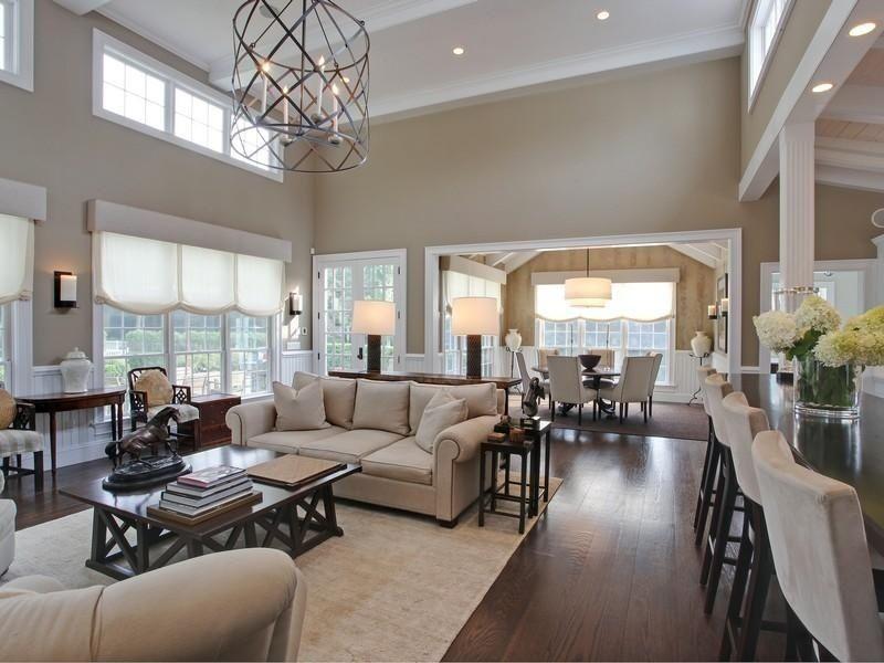ceiling living room