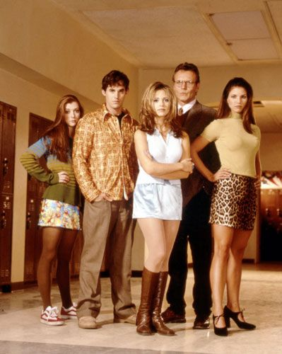 Happy 15th Anniversary to the Best show ever.   You are missed.