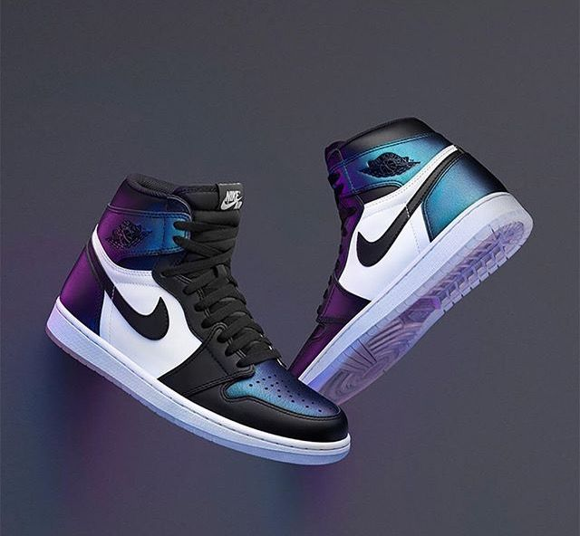 wholesale price no sale tax new cheap air jordan 1 all star chameleon, prices vary | Sneakers ...