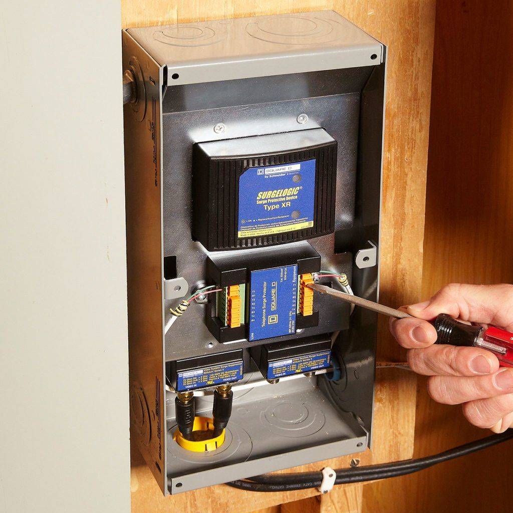 Electrical Questions Answered By An Electrical Inspector In 2020 Surge Protector Electrical Inspector Electricity