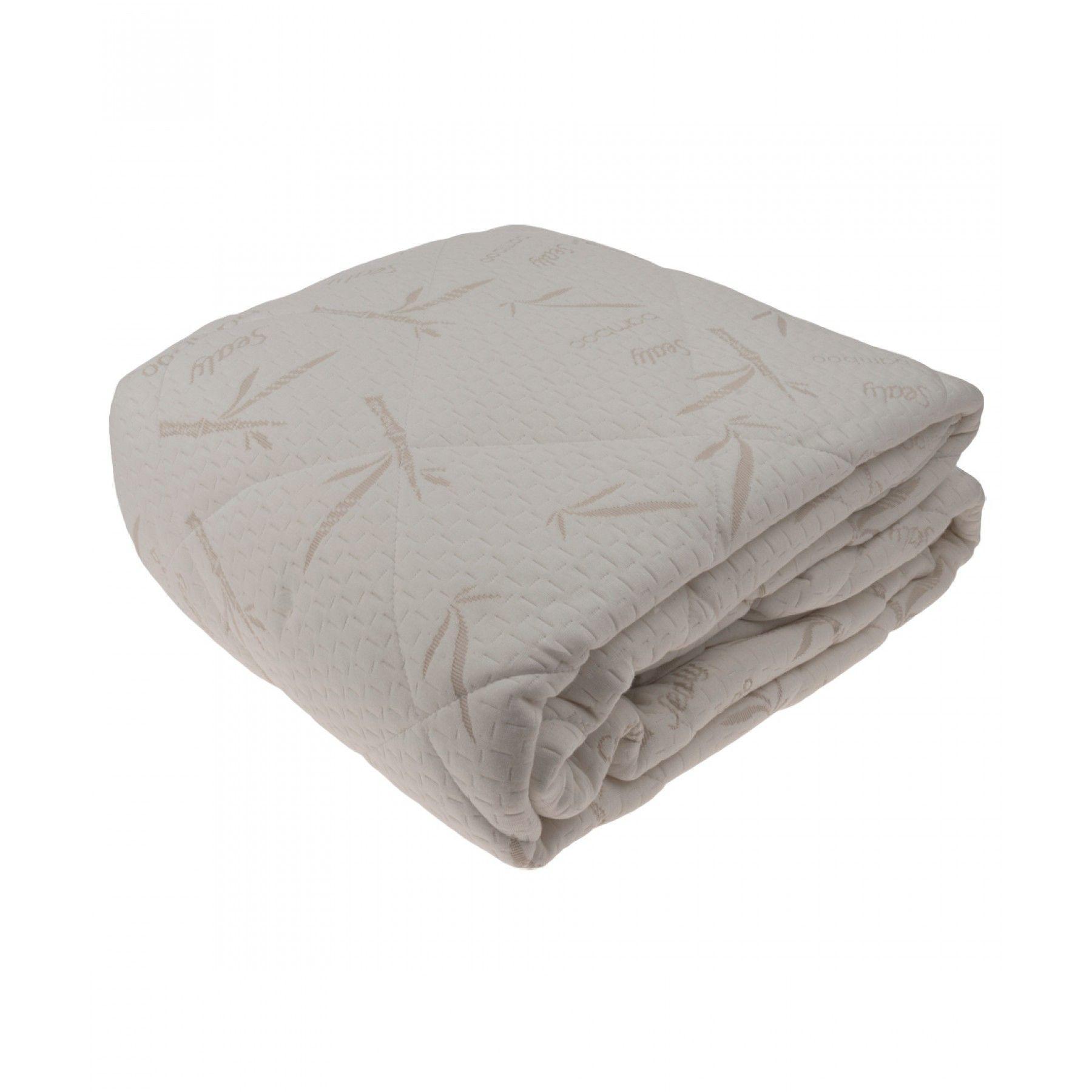 Cubre Colchón Blanco King Size   Colchones, Impermeable y Colores ...