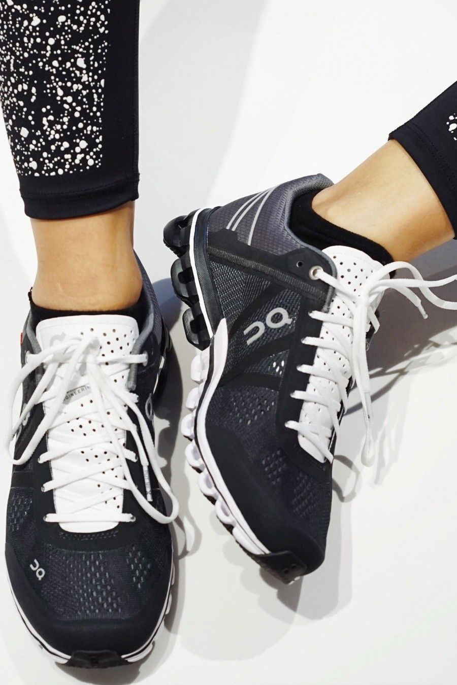 On Running CLOUD Bandier (With images) Speed laces