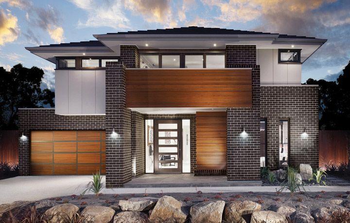Black Brick Wood In 2020 Facade House Facade Design House Exterior