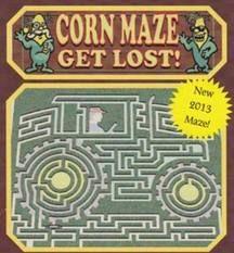 Risser Marvel Corn Maze Farm Market Autumn Activities Farm Stand