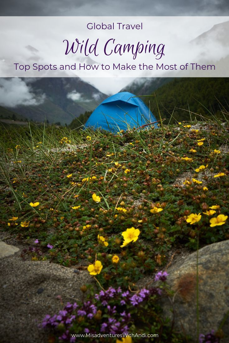 Wild Camping – Top Spots and How to Make the Most of Them