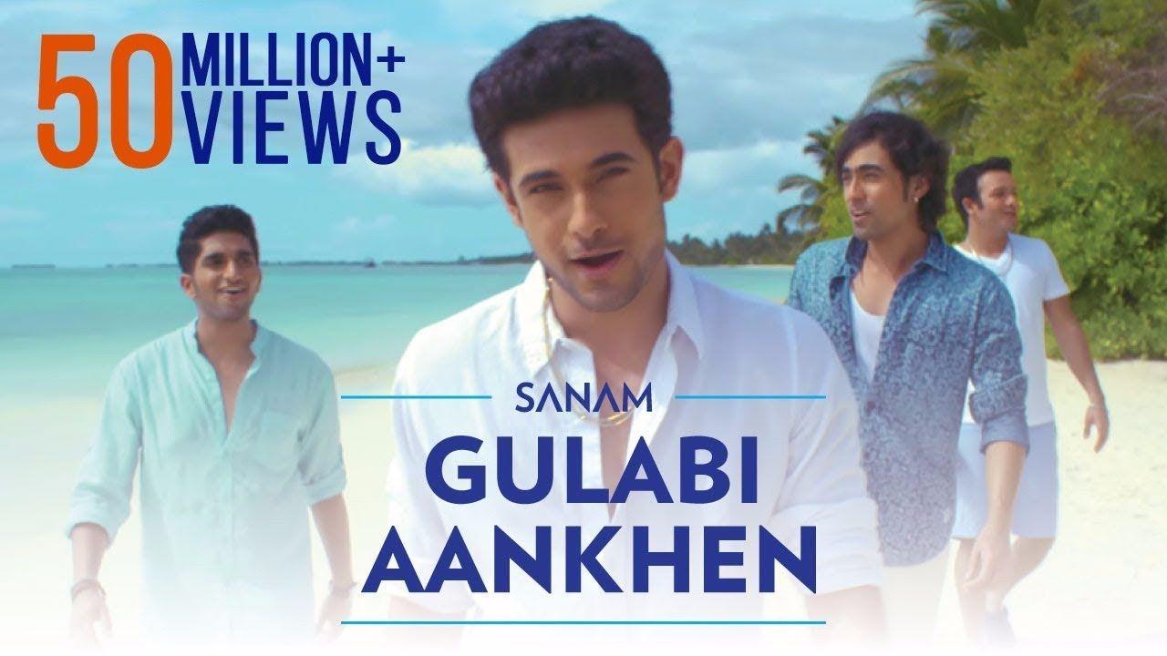 Gulabi Aankhen Sanam Latest Video Songs Movie Songs Bollywood Songs