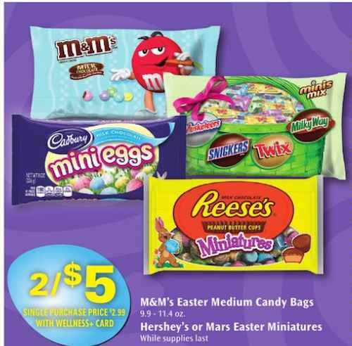 Get M&M's Only $1.00 At Rite Aid After Sale and Printable Coupons!