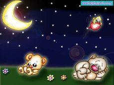 teddybären-nacht