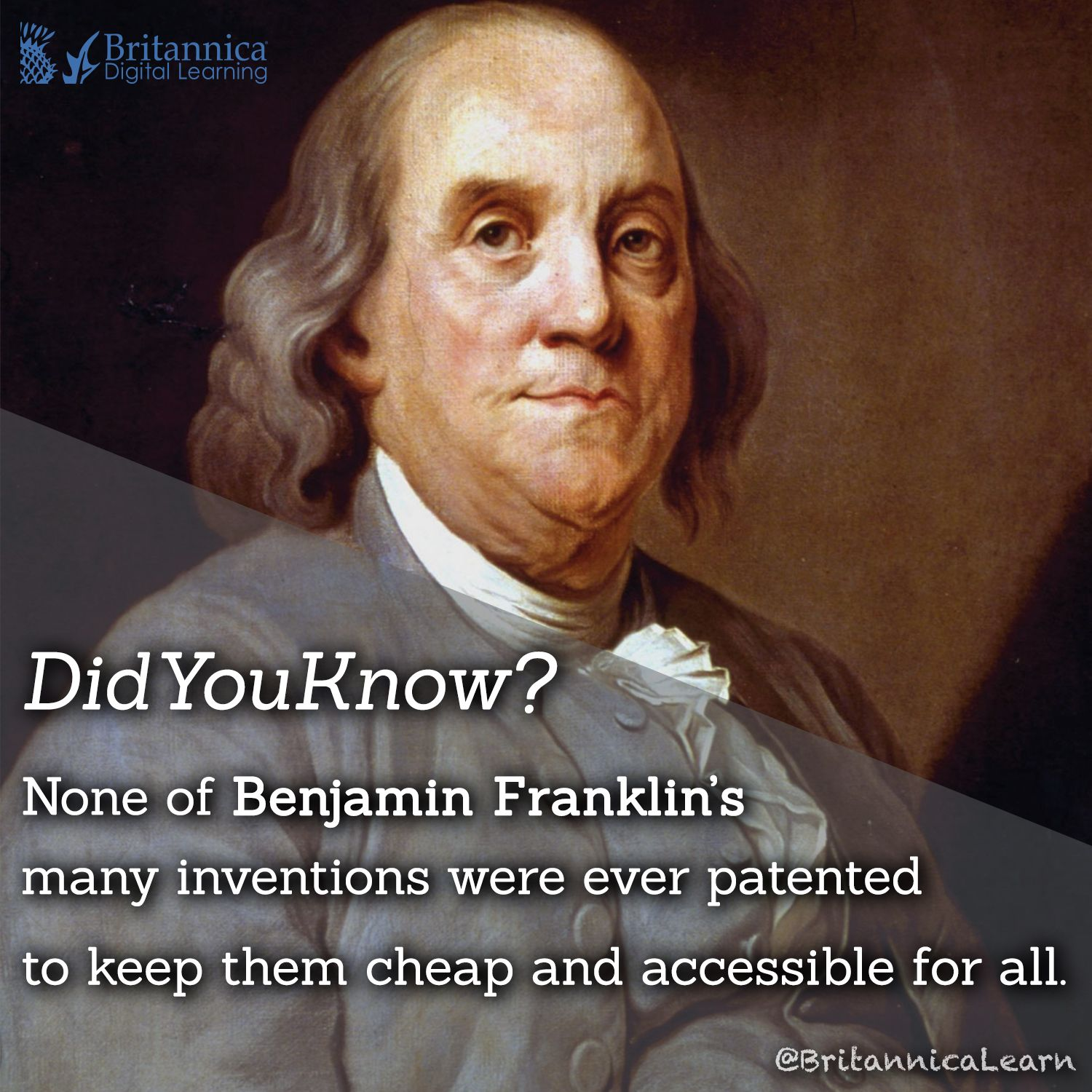 Inventor Of The Lightning Rod Bifocals The Franklin Stove And