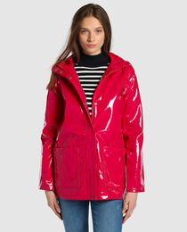 Chubasquero básico de mujer Easy Wear con capucha  918d3e453c26