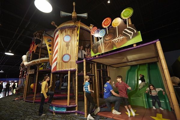 Big Thrill Factory Attractions Fun Places To Go Fun Crazy Kids