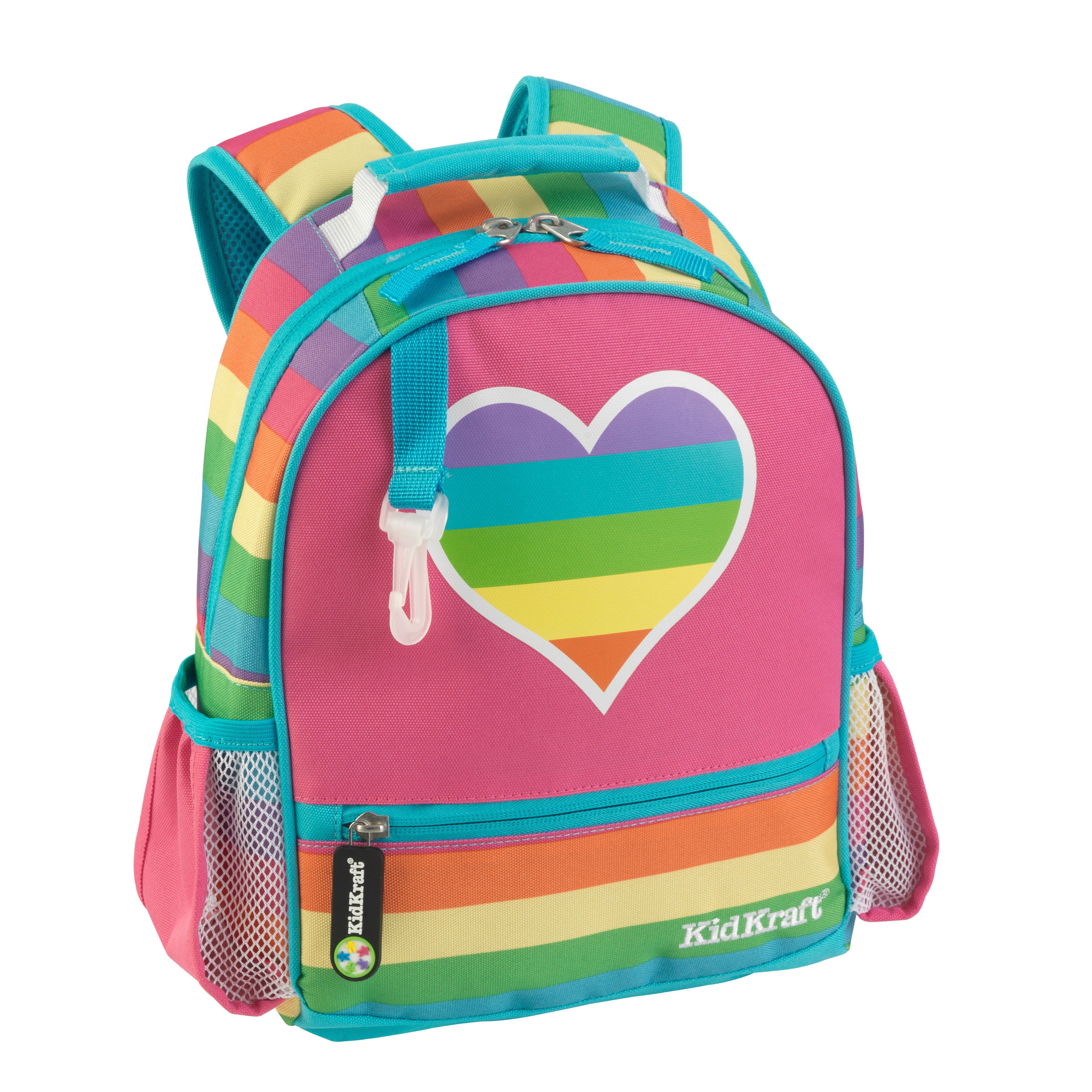 Kidkraft Petal Pink Kitchen Kidkraft Small Rainbow Multicolor Polyester Backpack Products