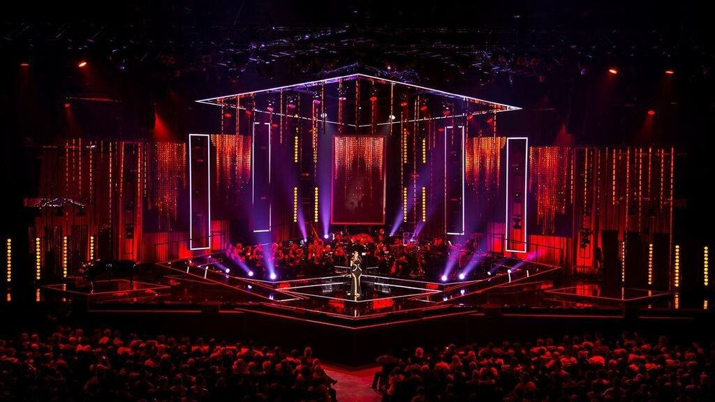 Award Ceremony Stage Design Google Search Concert