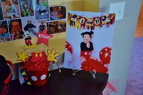 Dworianyn Love Nest: Ethan's First Birthday Party: Part One