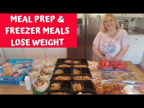 MEAL PREP | CROCKPOT FREEZER MEALS | BREAKFAST BOWLS | CHICKEN & SAUSAGE GUMBO | LOSE WEIGHT | WW - YouTube #crockpotmealprep