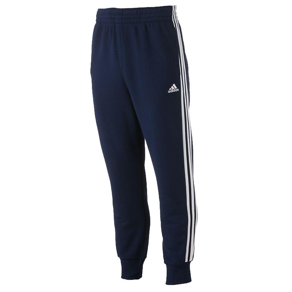 Big Tall Adidas Slim 3s Sweatpants Mens Sweatpants Sweatpants Adidas Men
