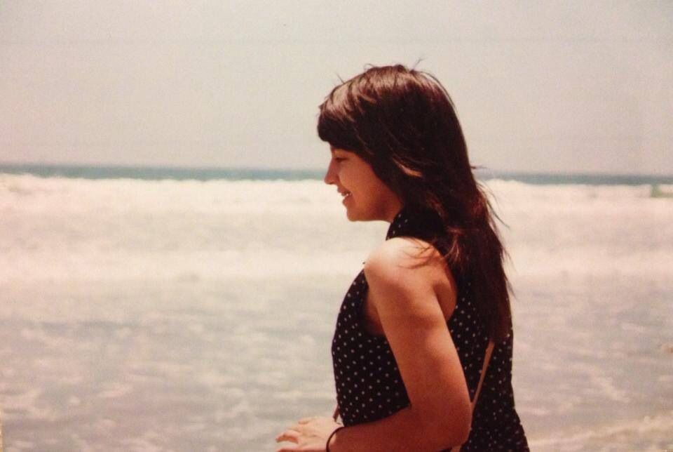 The ocean San Diego 35mm film