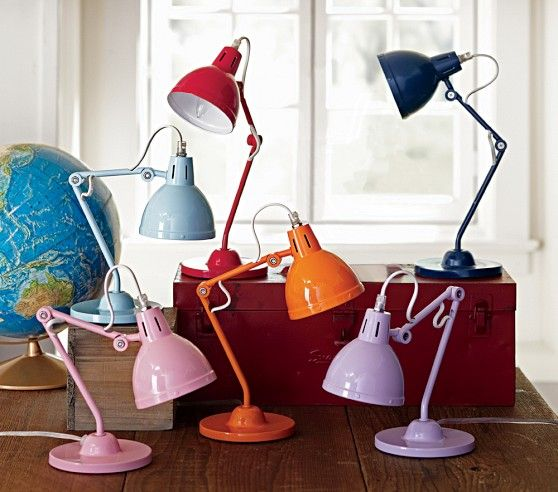 Desk Lamp Pottery Barn Kids