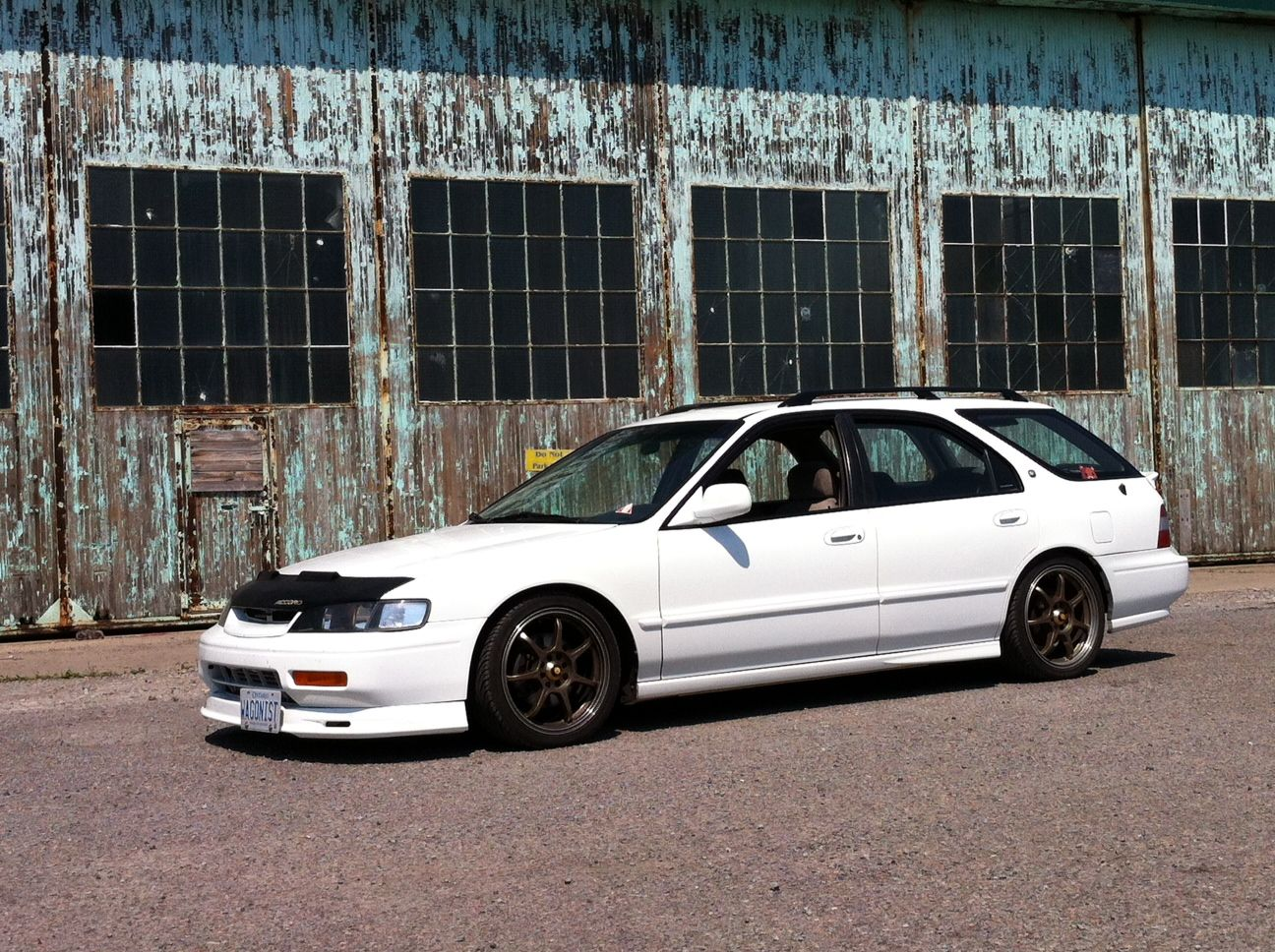 My 306whp Honda Accord Wagon