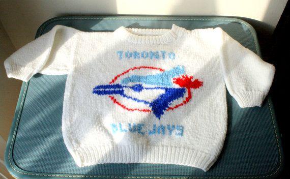 3342e0023e5 hand-knit blue jays sweater