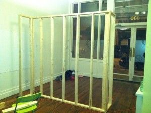 Moveable Wall Soundproofing Room Divider Walls
