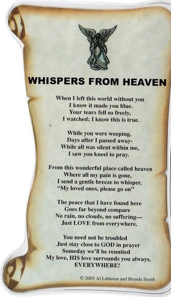 Happy Father S Day To My Dad In Heaven These Are The Very Words He