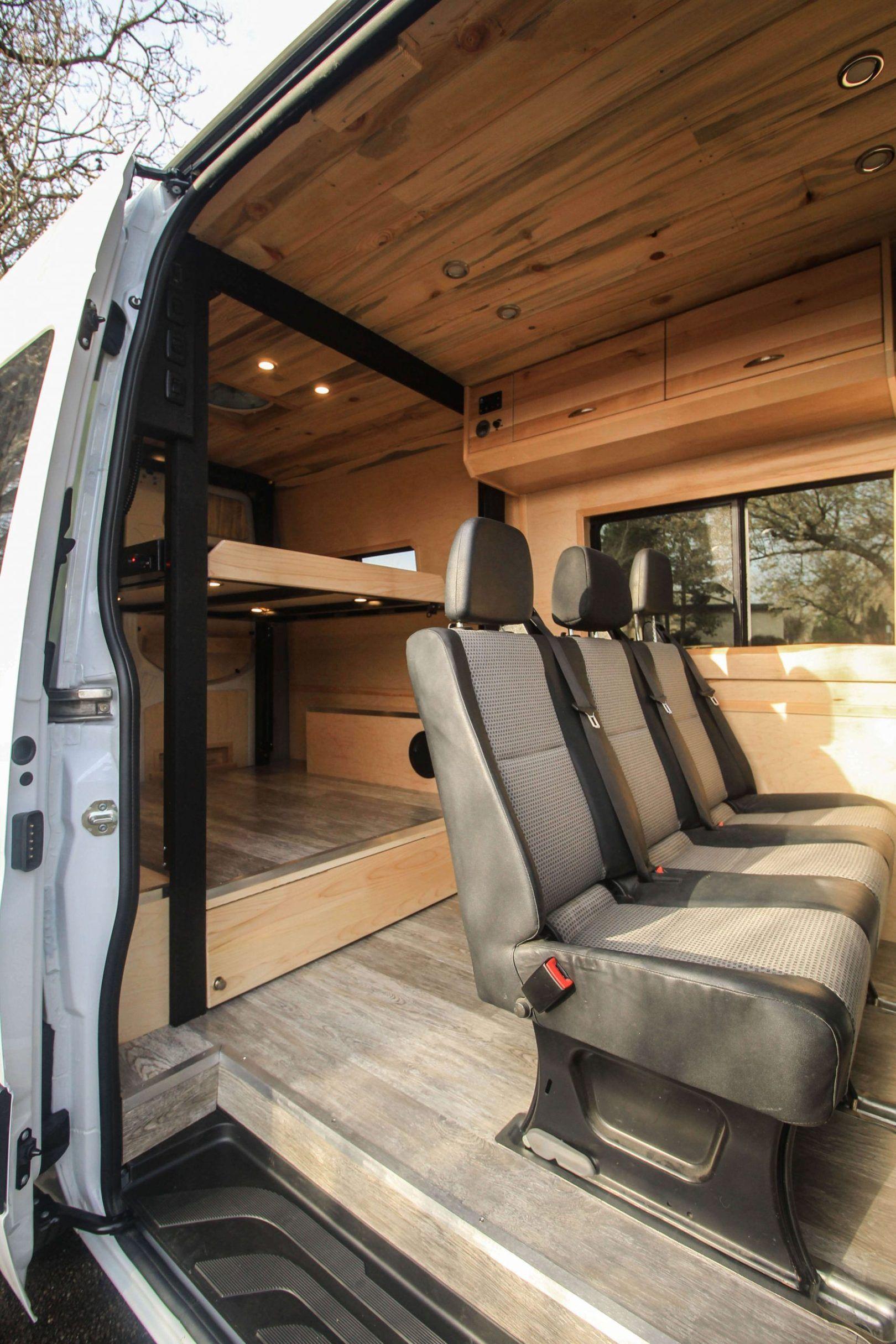 Clean Slate Freedom Vans Build A Camper Van Truck Bed Camper Sleeper Van