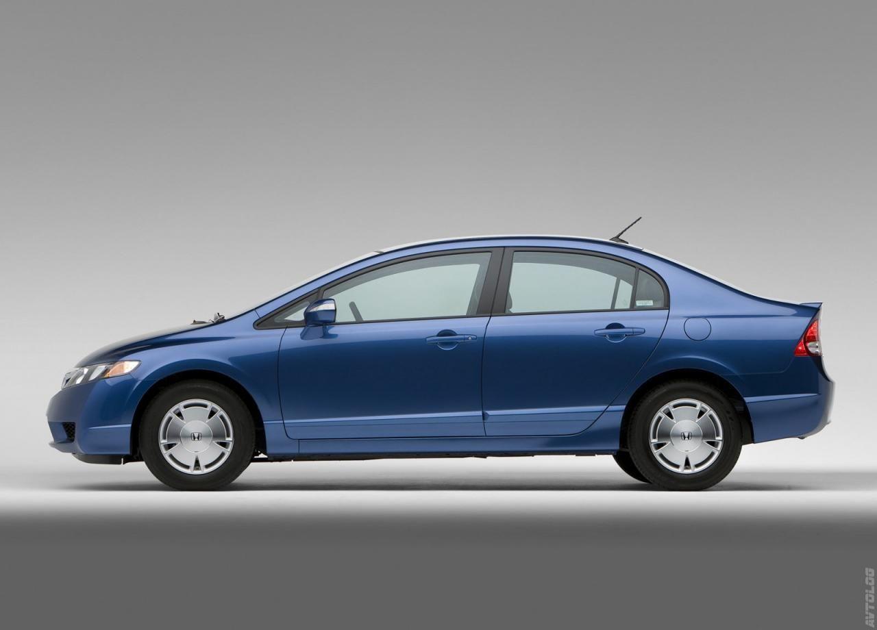 2009 Honda Civic Hybrid Honda Civic Hybrid Hybrid Car Honda Honda Civic