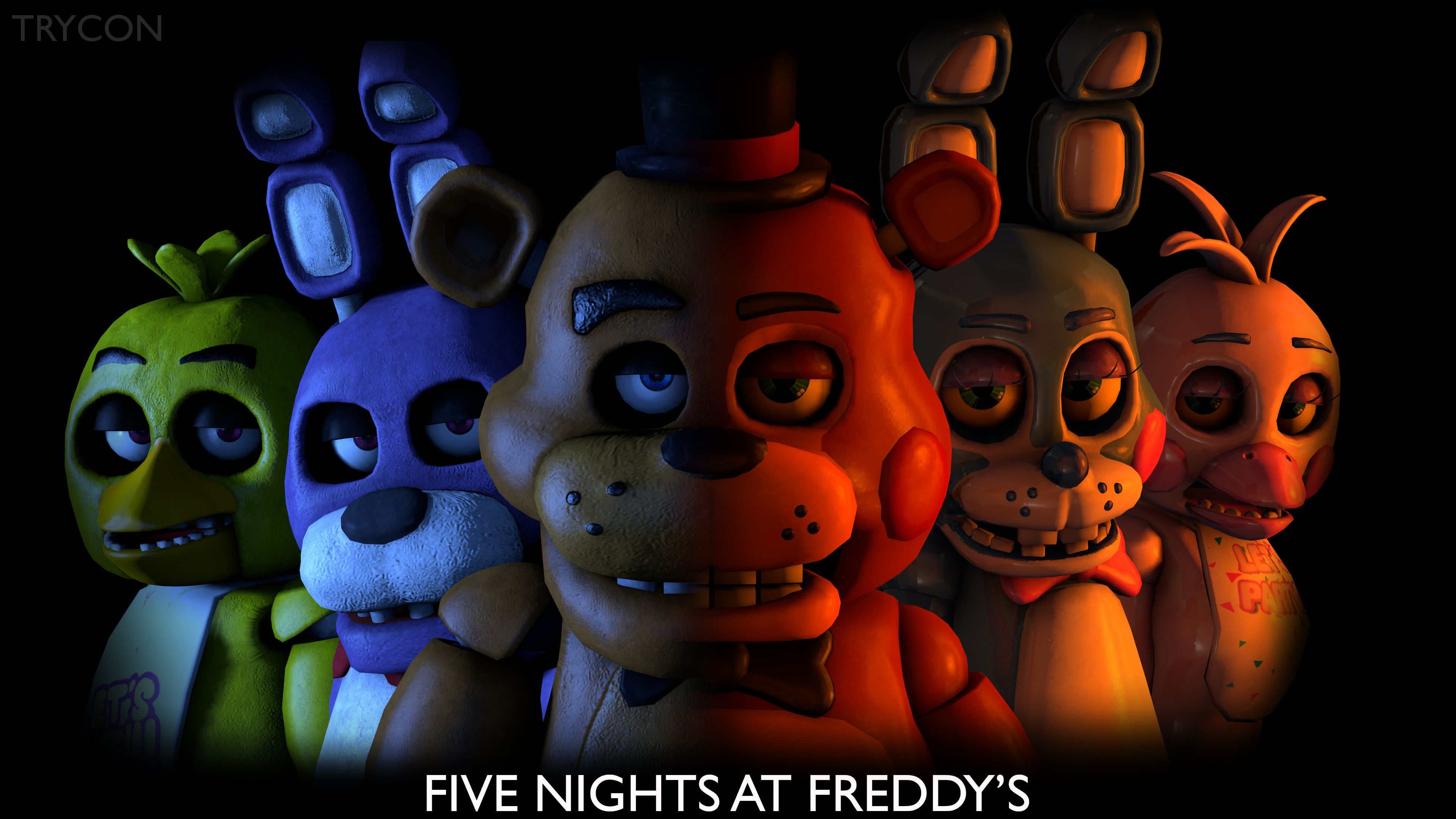 birthday meme bonnie five nights at freddys