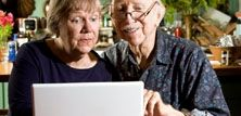 Startsiden - Ældre og IT