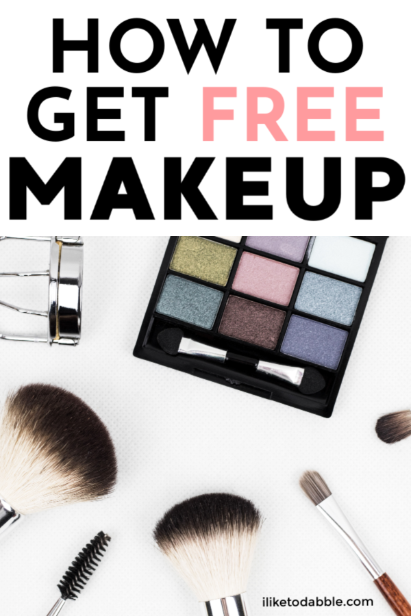 How To Get Free Makeup Samples And Pr Packages Get Free Makeup Free Makeup Free Makeup Samples