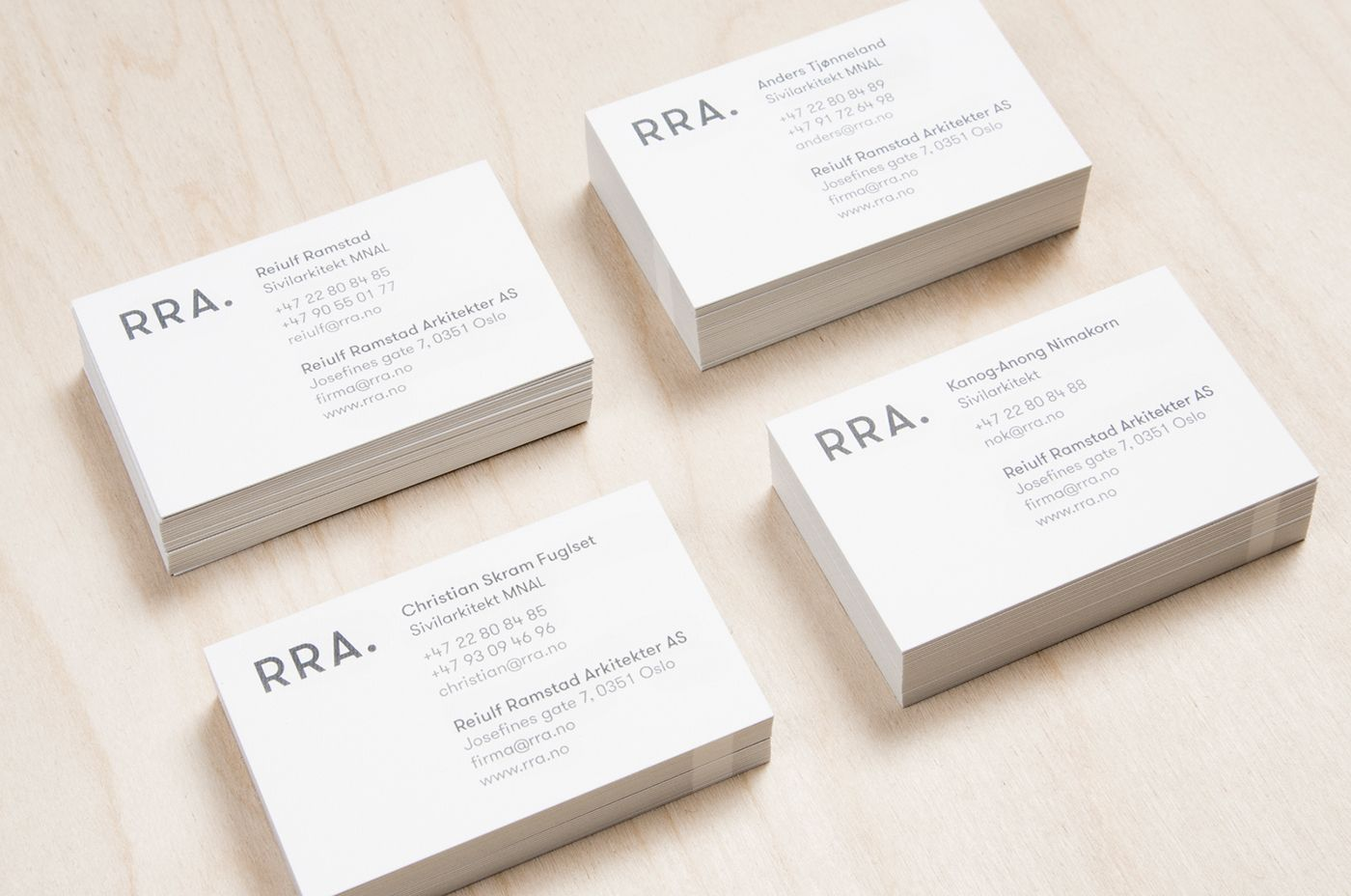 Rra Is An Award Winning Architecture Firm Based In Oslo