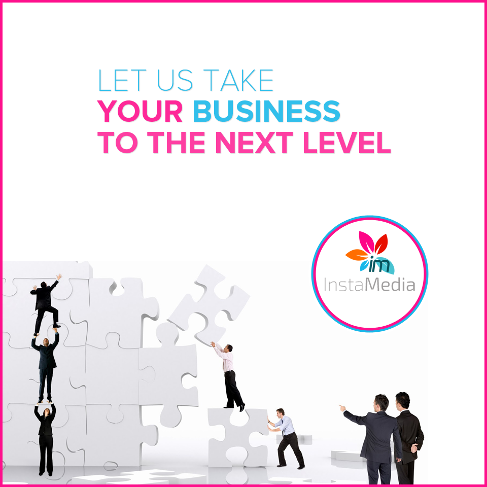 Let Us Take Your Business To The Next Level Instamedia Seo